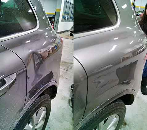 SUV-rear-side-dent-before-and-after-PDR