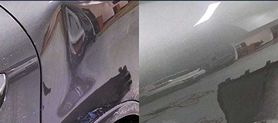 Grav-VW-quarter-panel-dent-before-after-header-Evantage-PDR